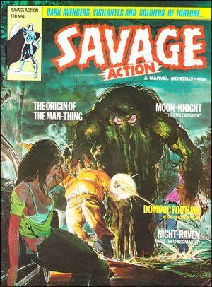 Savage Action Vol 1 4