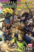 Secret Invasion Runaways Young Avengers Vol 1 3