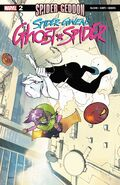 Spider-Gwen Ghost-Spider Vol 1 2