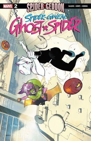 Spider-Gwen Ghost-Spider Vol 1 2