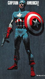 Steve Rogers (Earth-6871) from Captain America The Great Gold Steal