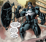 Steven Rogers (Earth-17084) from Venomverse Vol 1 1 001