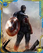 Steven Rogers (Earth-616) from Marvel War of Heroes 006