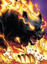 T'Chaka (Warp World) (Earth-616) from Infinity Wars Ghost Panther Vol 1 1 cover 001