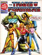 Transformers (UK) Vol 1 138