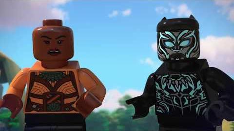 Trouble in Wakanda - LEGO Marvel Black Panther - Full Length Episode