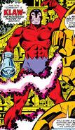 Ulysses Klaw (Earth-616) from Fantastic Four Vol 1 187 001
