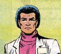 William Foster (Earth-616) from Official Handbook of the Marvel Universe Vol 2 4 0001