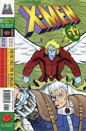 X-Men The Manga Vol 1 17