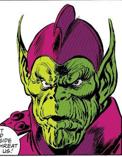 Zedrao (Earth-616) from Avengers Vol 1 259 0001