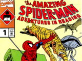 Adventures in Reading Starring the Amazing Spider-Man Vol 2