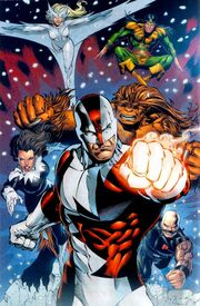 Alpha Flight (Earth-616) from Wolverine Vol 2 171 0001