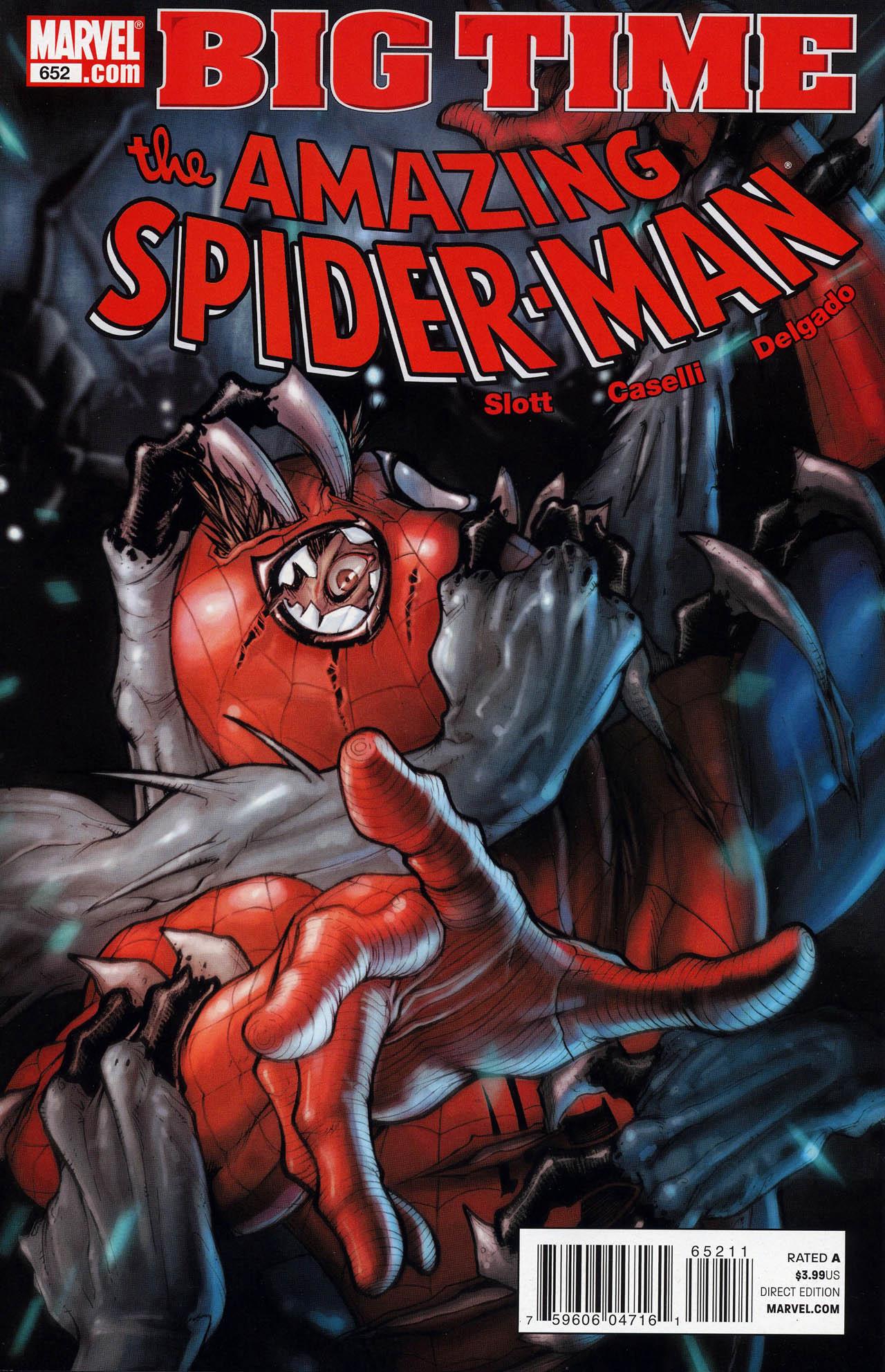 Amazing Spider-Man Vol 1 652   Marvel Database   FANDOM ...