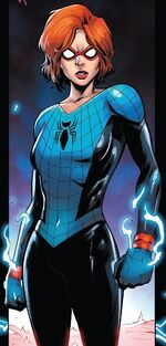 Anna-May Parker (Earth-18119) from Spider-Verse Vol 3 6 001