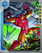 Anthony Stark (Earth-616) from Marvel War of Heroes 007