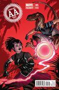 Avengers Arena Vol 1 5 Joe Quinones Variant