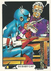 Baby Captain America from Mike Zeck (Trading Cards) 0001