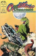 Cadillacs and Dinosaurs Vol 1 1