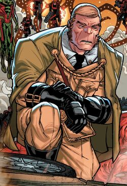 Calvin Zabo (Earth-616) from Secret Warriors Vol 2 3