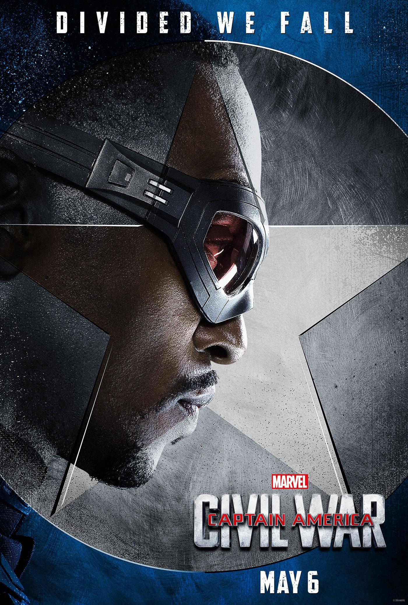 Captain America Civil War poster 004