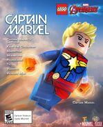 Carol Danvers (Earth-13122) from LEGO Marvel's Avengers 001