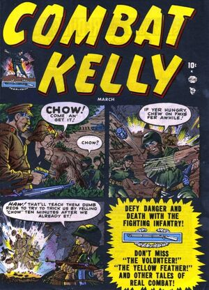 Combat Kelly Vol 1 3