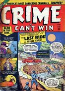 Crime Can't Win Vol 1 5
