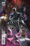 Daken Dark Wolverine Vol 1 1 Djurdjevic Variant