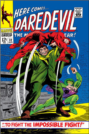 Daredevil Vol 1 32