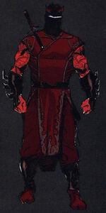 Dark Reign The List - Daredevil Vol 1 1 page 37 The Hand (Earth-616)