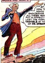 Doctor Drearr (Earth-616) from Sun Girl Vol 1 1 0001
