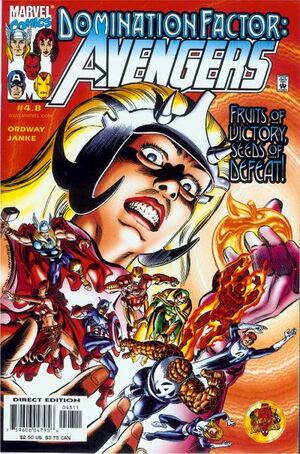 Domination Factor Avengers Vol 1 4.8