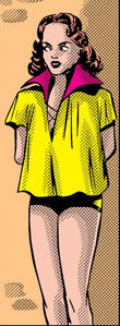 Dorma (Earth-616) from Marvel Comics Vol 1 1 0001