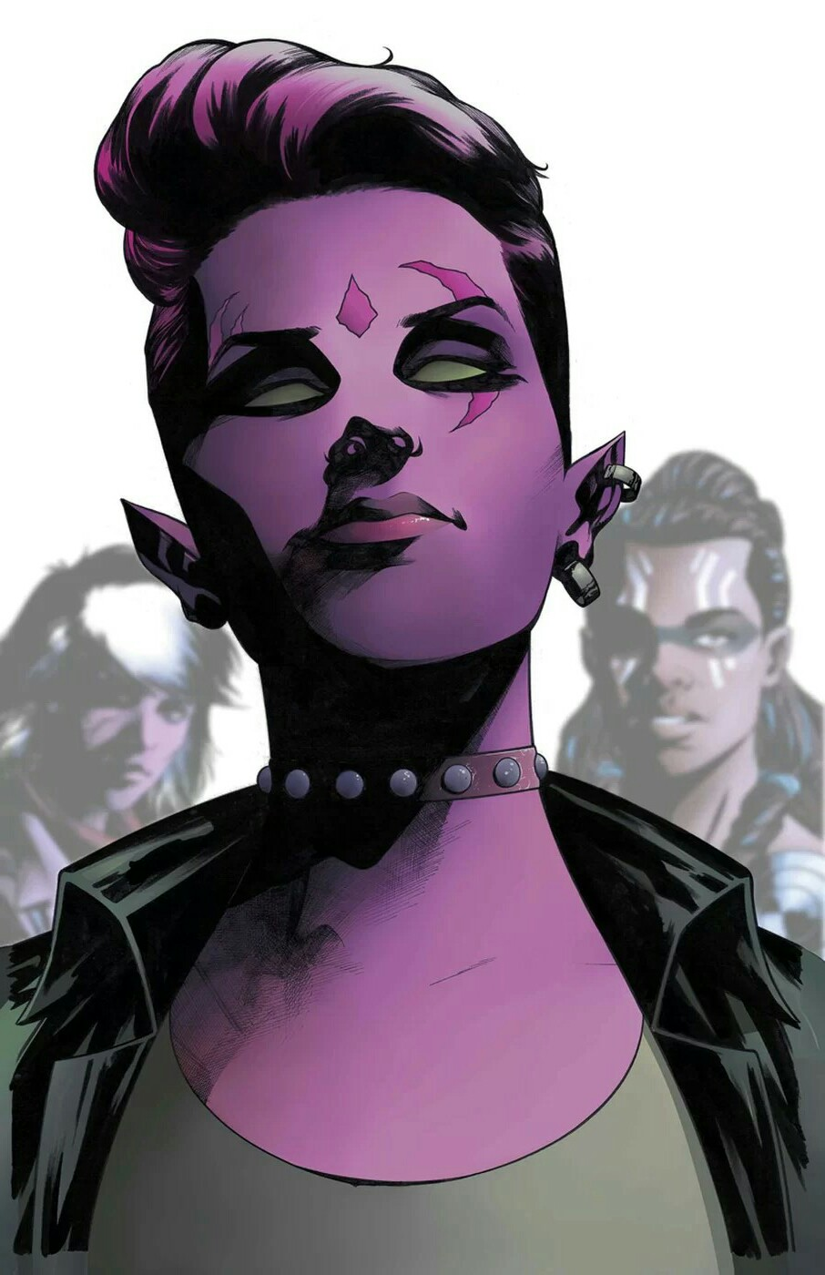 Exiles Vol 3 1 Character Variant Textless
