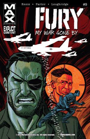 Fury MAX Vol 1 9