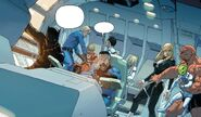 Future Foundation's Life Raft from Secret Wars Vol 1 1 003