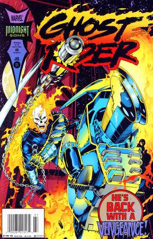Ghost Rider Vol 3 51