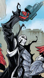 Hive (Poisons) (Earth-17952) Members-Poison Fantomex from Venomized Vol 1 1 001