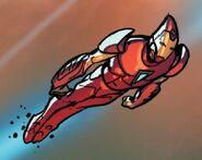 Iron Man Armor Model 33 from Invincible Iron Man Vol 4 2 001