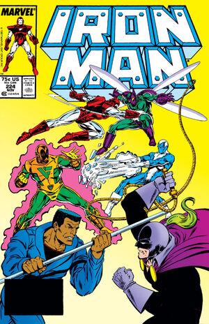 Iron Man Vol 1 224