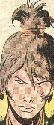 Marta (Earth-616) from Conan the Barbarian Vol 1 165 001