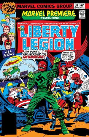 Marvel Premiere Vol 1 30