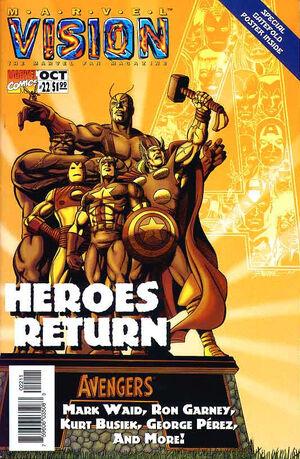Marvel Vision Vol 1 22