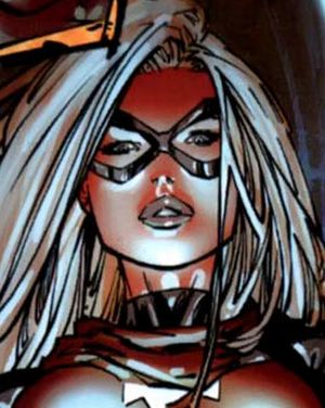 Ms Marvel (Karla Sofen)(head)