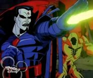 Nathaniel Essex (Earth-95099) and Nemesis (Earth-95099) from X-Men The Animated Series Season 4 1 001