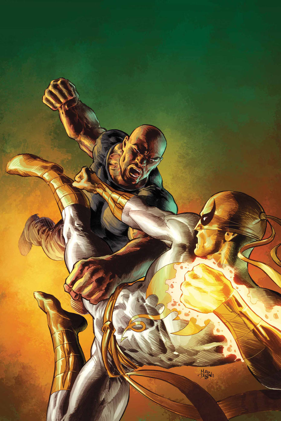 New Avengers Vol 2 27 Textless