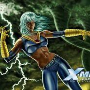 Ororo Munroe (Earth-7964) from X-Men Legends II Rise of Apocalypse 003