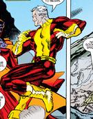 Pietro Maximoff (Earth-295) from X-Men Chronicles Vol 1 1 0001
