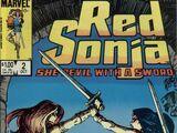 Red Sonja Vol 3 2
