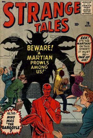 Strange Tales Vol 1 78
